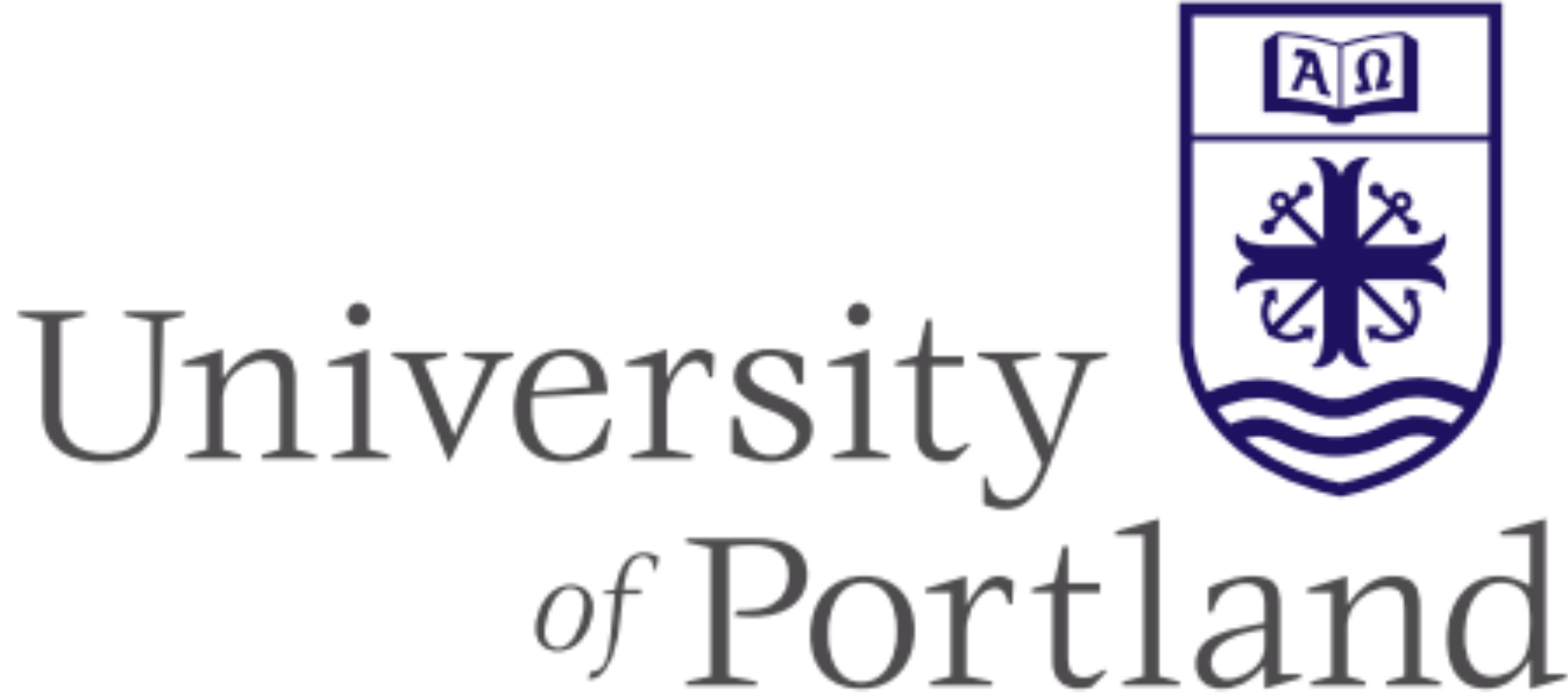 UPBURG (University of Portland Biomathematics Undergraduate Research Group) Logo