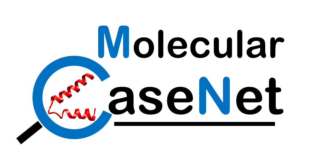 Molecular CaseNet Faculty Mentoring Network Logo