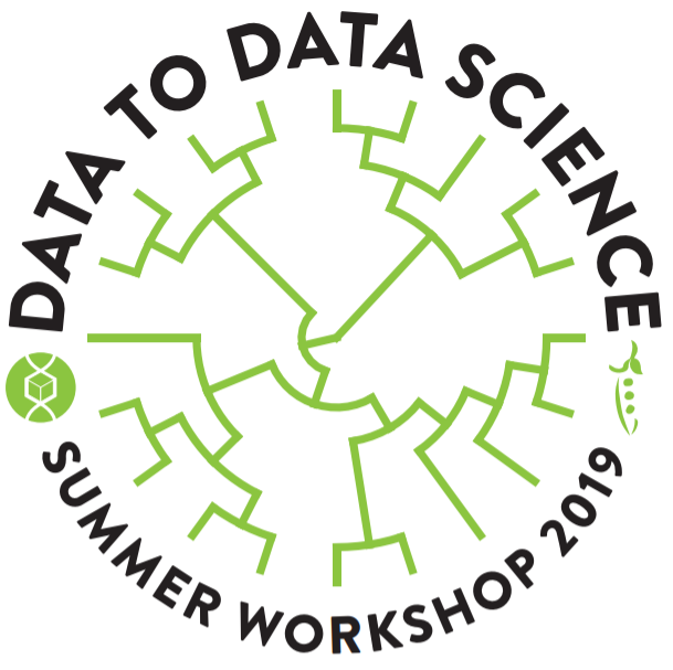 2019 QUBES/BioQUEST Summer Workshop Logo