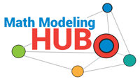 Math Modeling HUB logo