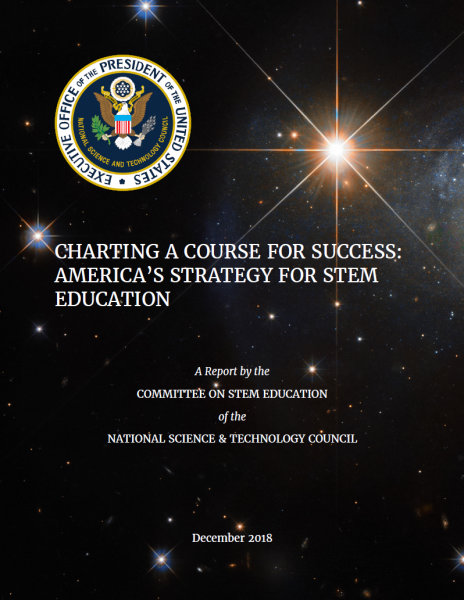 Charting a Course for Success Cover Page