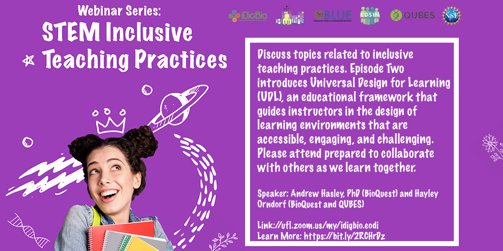 Inclusive Teaching Practices Logo