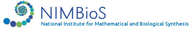 NIMBios (National Institute for Mathematical and Biological Synthesis) logo