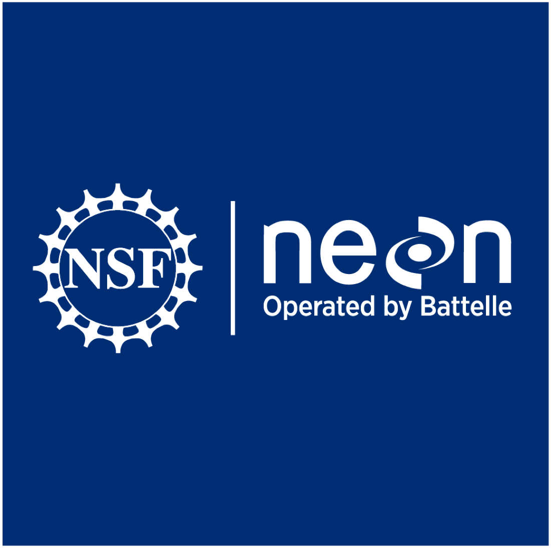 NSF NEON (National Ecological Observatory Network) collaboration logo