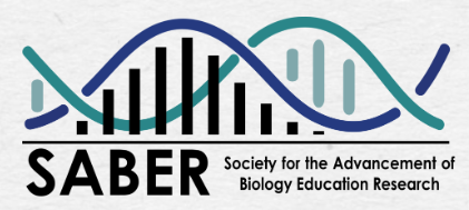 SABER (Society for the Advancement of Biology Education Research) logo