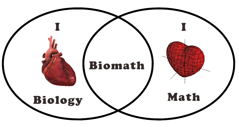 Biology and Math Venn Diagram