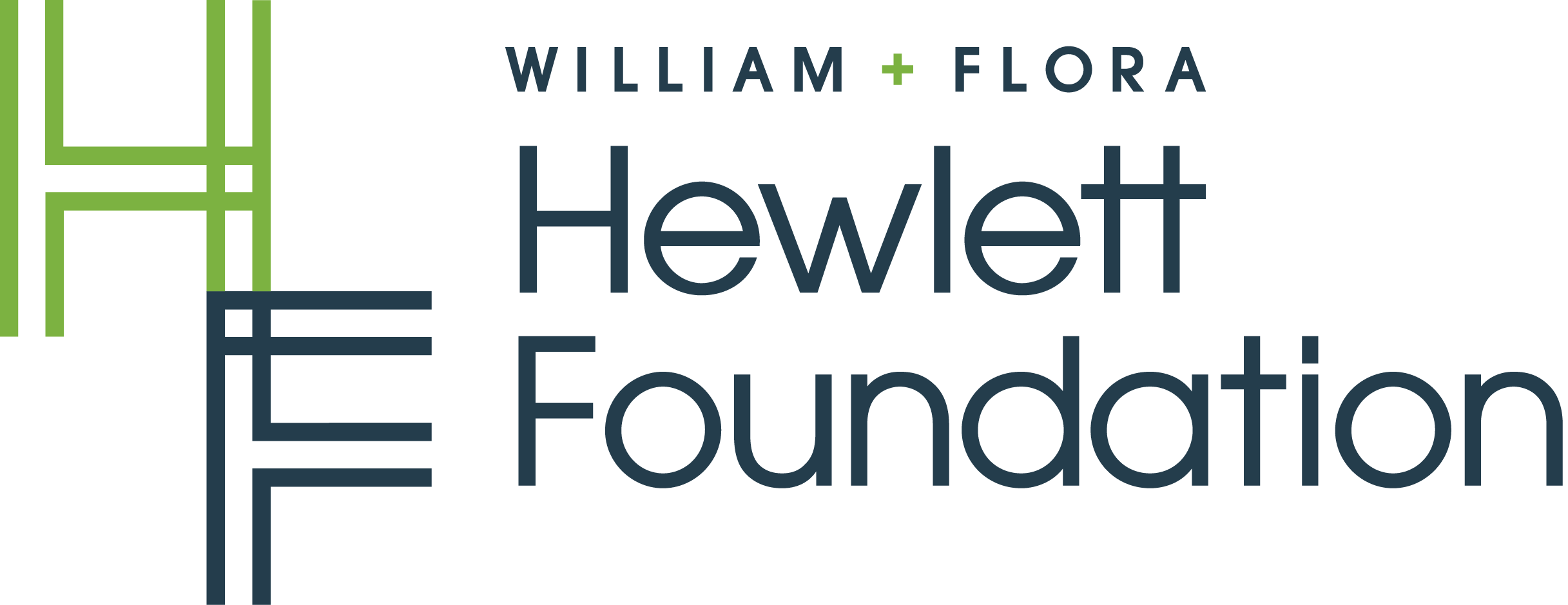 Logo: Hewlett Foundation