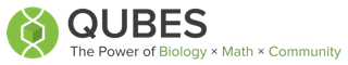 QUBES - The Power of Math, Biology, and Community