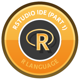 Datacamp Course Working With The Rstudio Ide Part 1