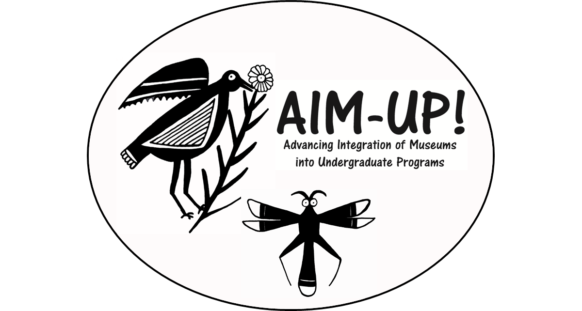 AIM-UP logo