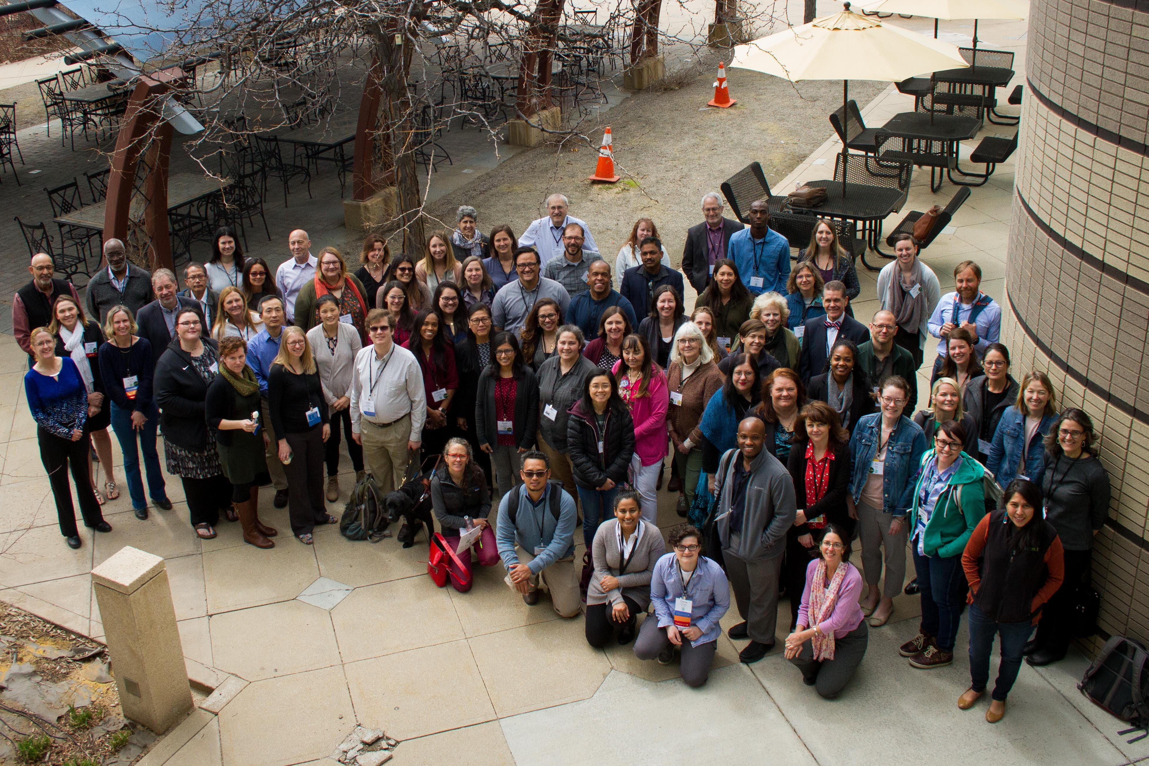 Picture of 2019 EDSIN conference attendees