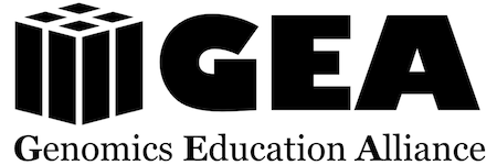Logo: Genomics Education Alliance