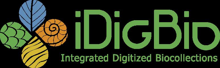 Logo: iDigBio
