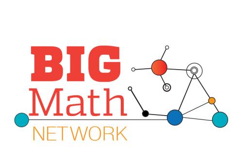 BIG Math Network Logo