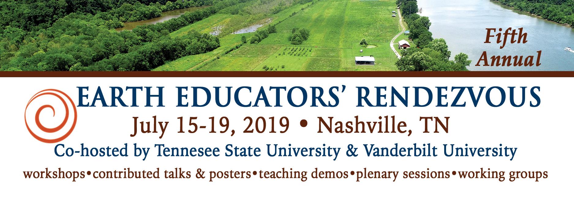 Earth Educators Rendezvous Logo