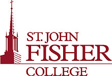 st john fisher college logo
