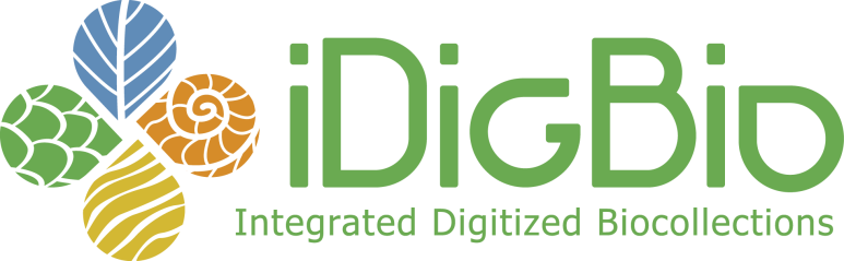 Integrated Digitized Biocollections logo