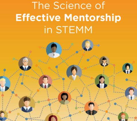 national academies of sciences science of mentorship cover