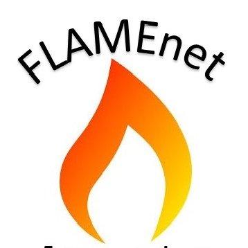 FLAMEnet logo