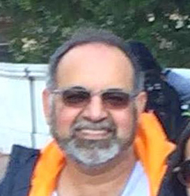The profile picture for Gautam Sethi