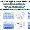 Using CREATE in the Undergraduate Ecology Classroom