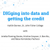 DIGging Into Data and getting the credit