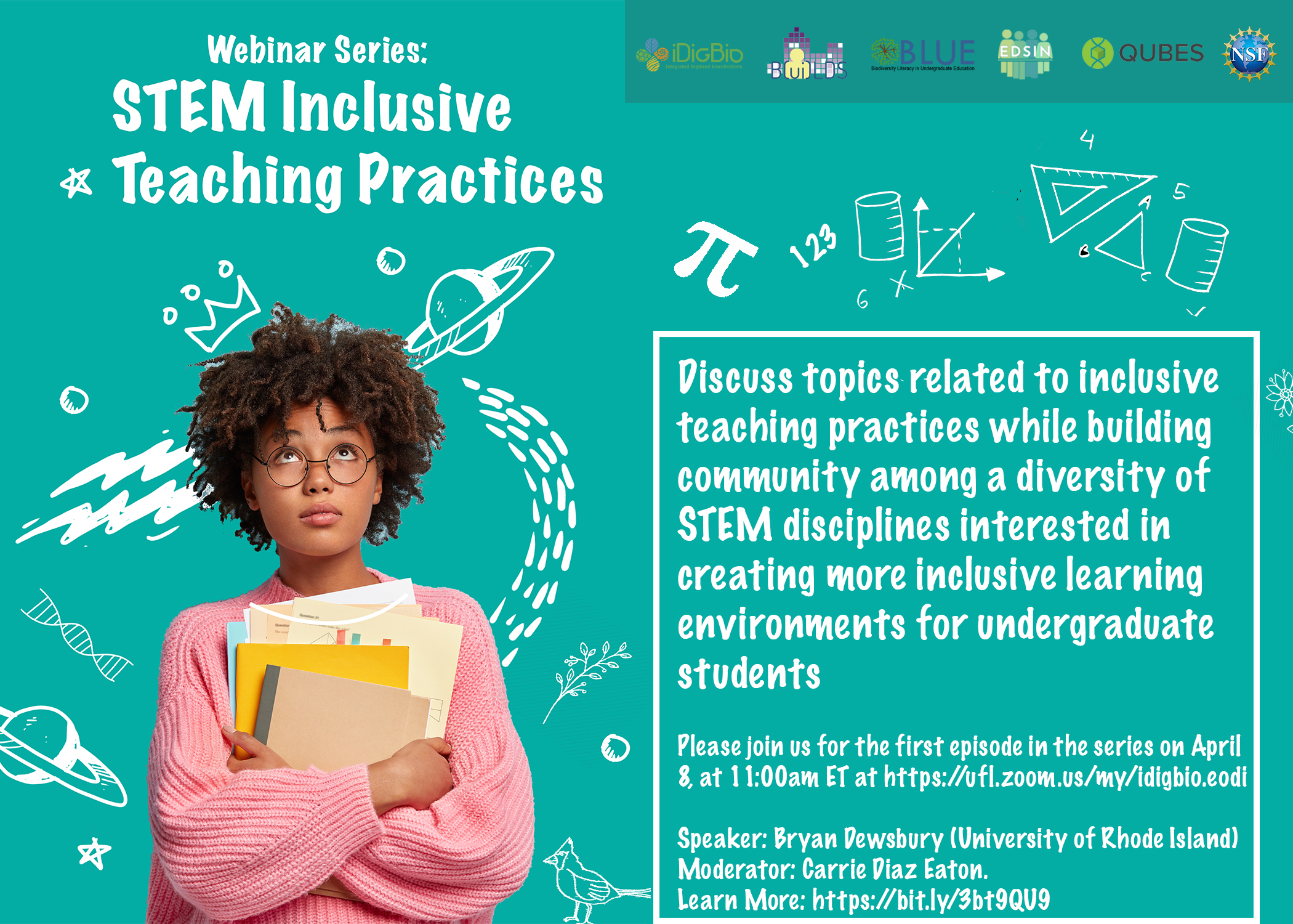STEM Inclusive Teaching Practices Webinar Series: Episode One