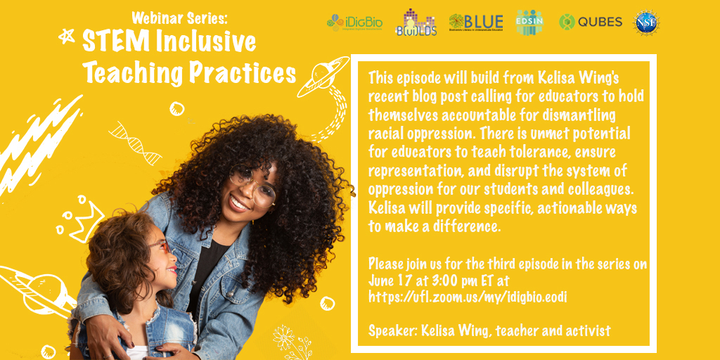 STEM Inclusive Teaching Practices Episode 3